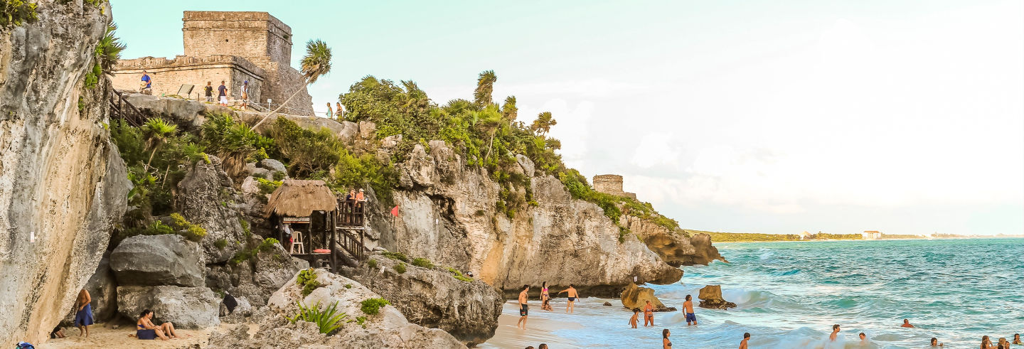 Tulum Full-Day Trip