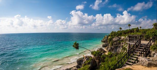 Excursión a Tulum + Snorkel en cenote maya