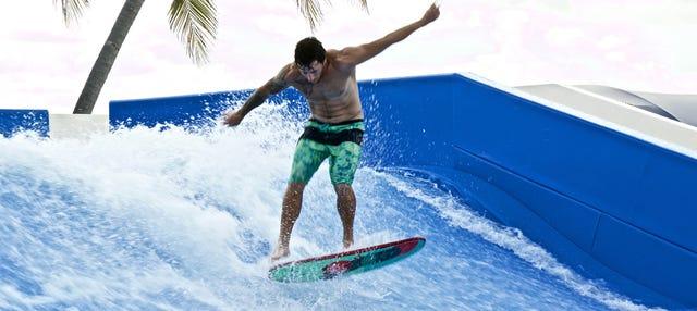 Flowriding en Cancún