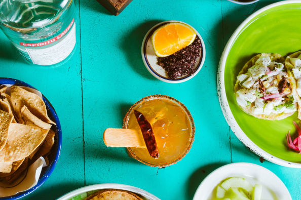 Indulge in the delicious Mexican foods you'll make