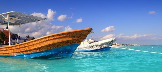 Paseo en barco privado
