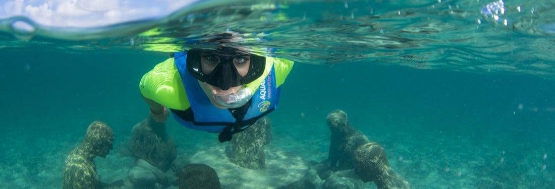 Snorkel en el MUSA