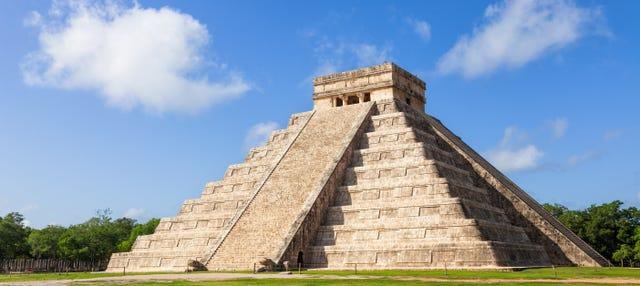 Visita guiada por Chichén Itzá