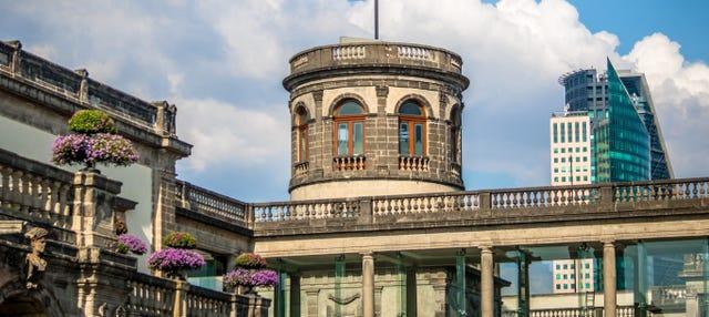 Oferta: Castelo de Chapultepec + Museu de Antropologia