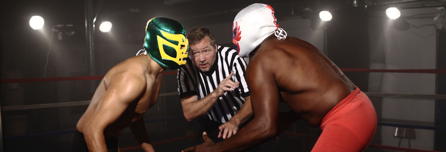 Mexican Wrestling Show