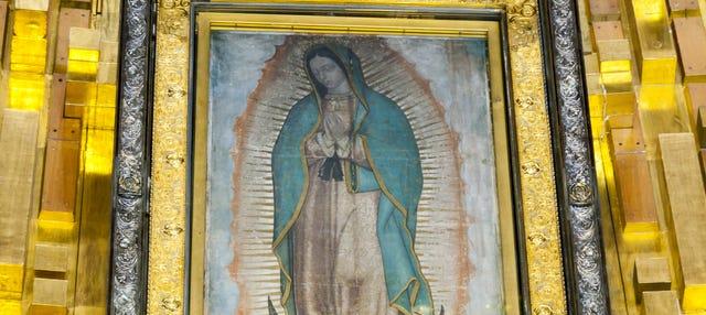 Excursão à Basílica de Guadalupe