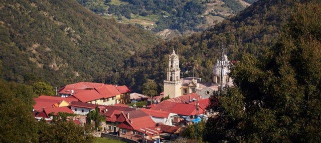 Excursão a Mineral del Chico