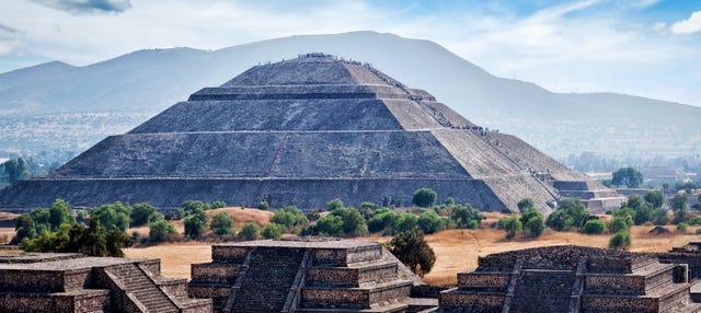 Excursión a Teotihuacán