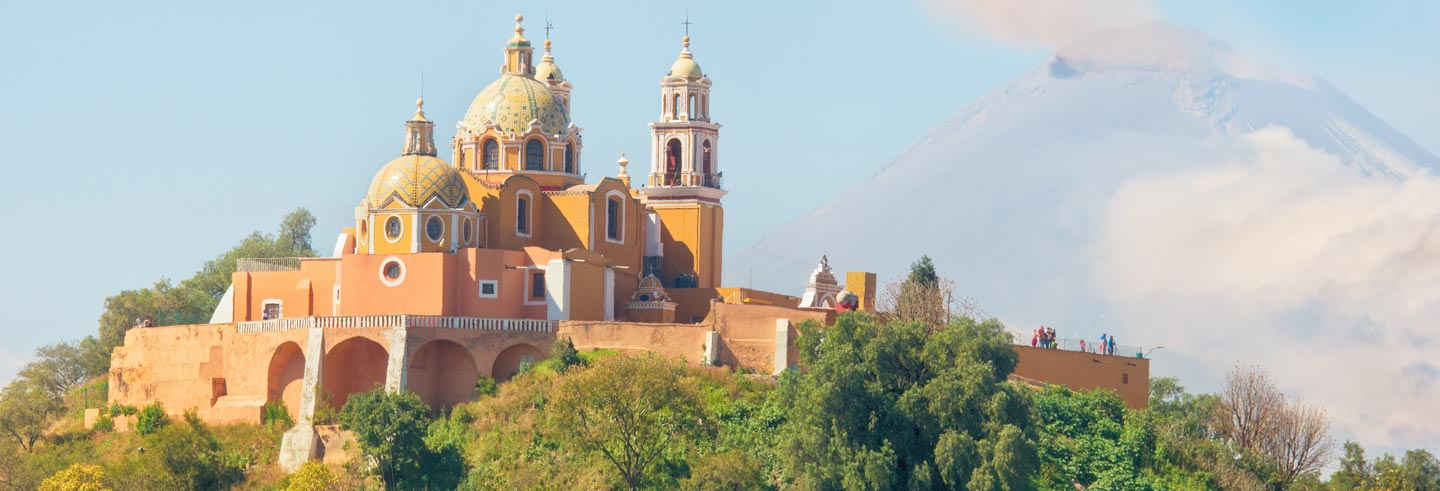 Private Excursion from Mexico City
