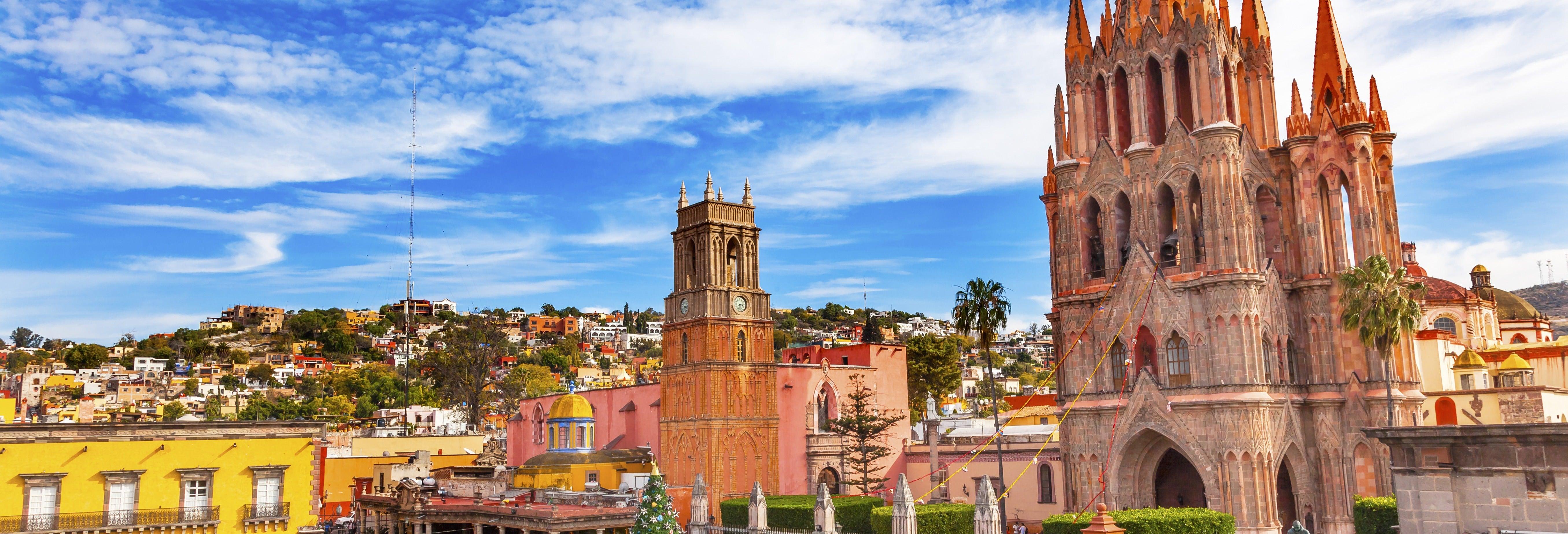Excursão a San Miguel de Allende