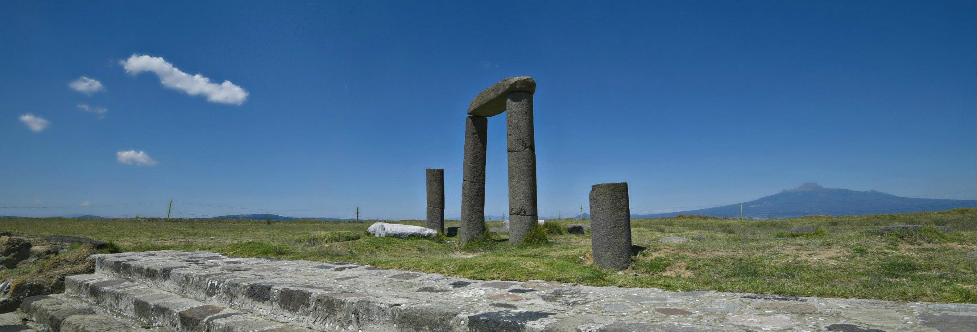 Excursión a Tlaxcala y Xochitécatl
