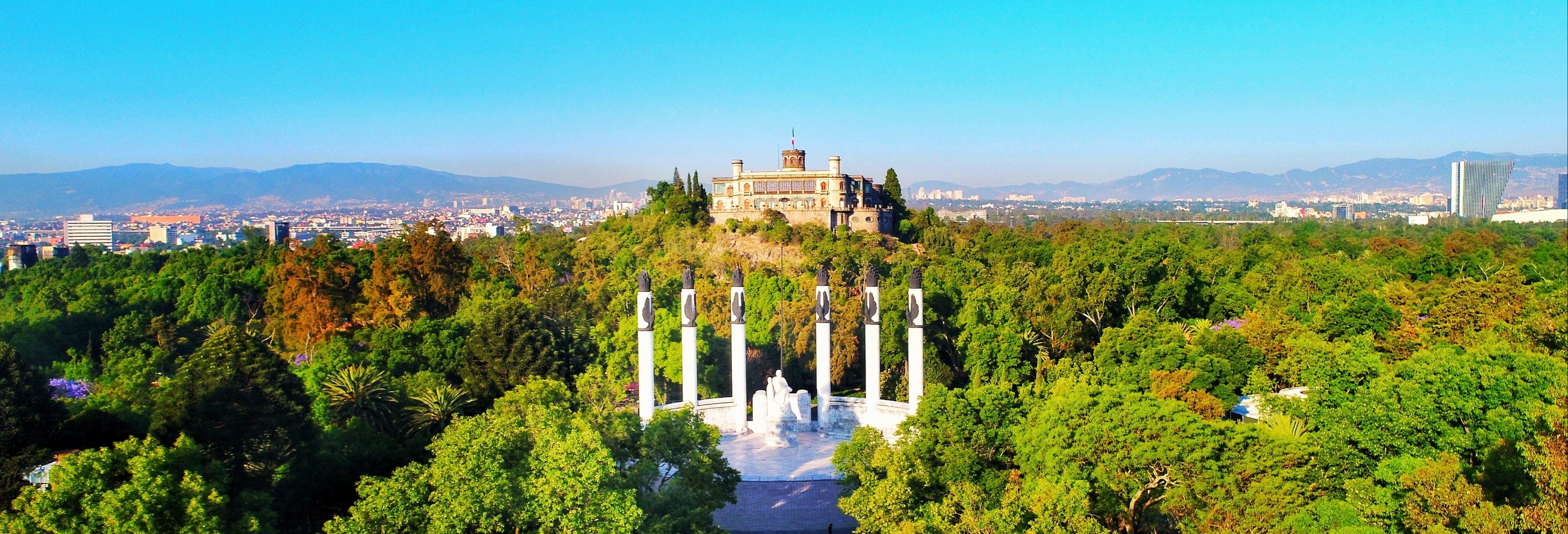 Free tour del parco di Chapultepec