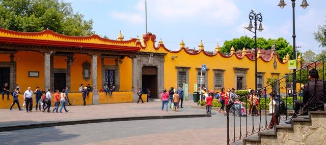 Free tour por Coyoacán