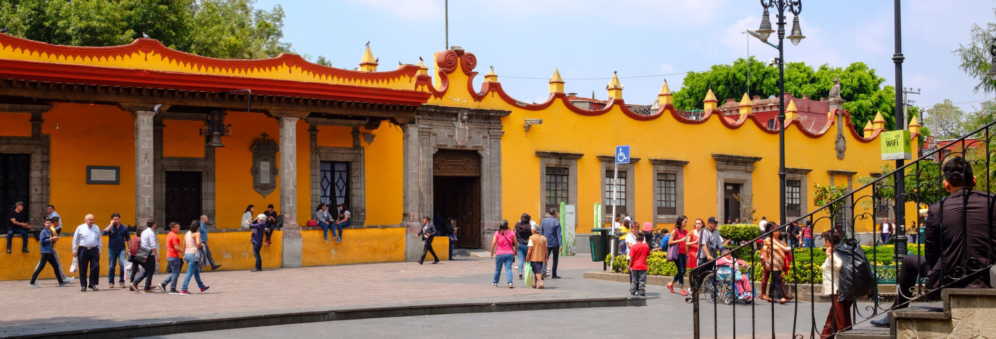 Free Walking Tour of Coyoacán