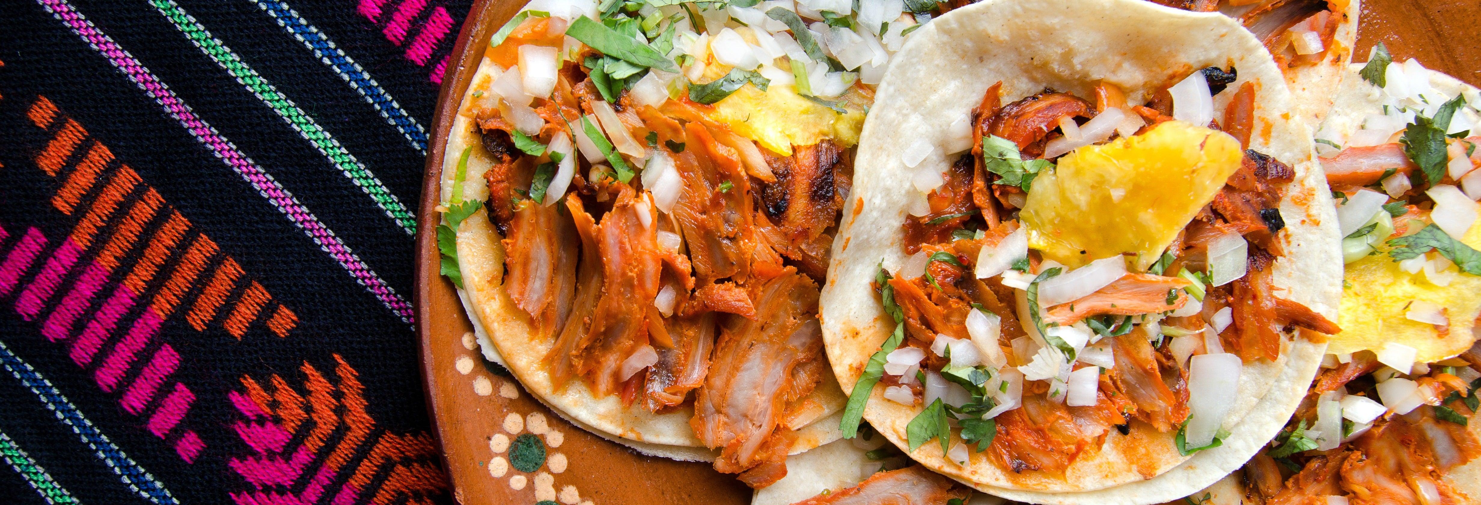 Mexico City Taco Tour: FREE!