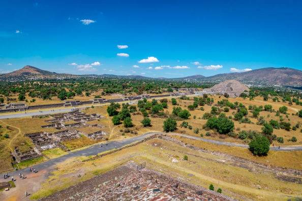Teotihuacán Valley