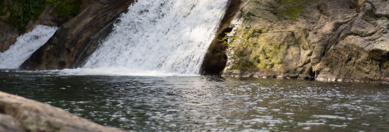 Excursión de senderismo acuático por Cuetzalán
