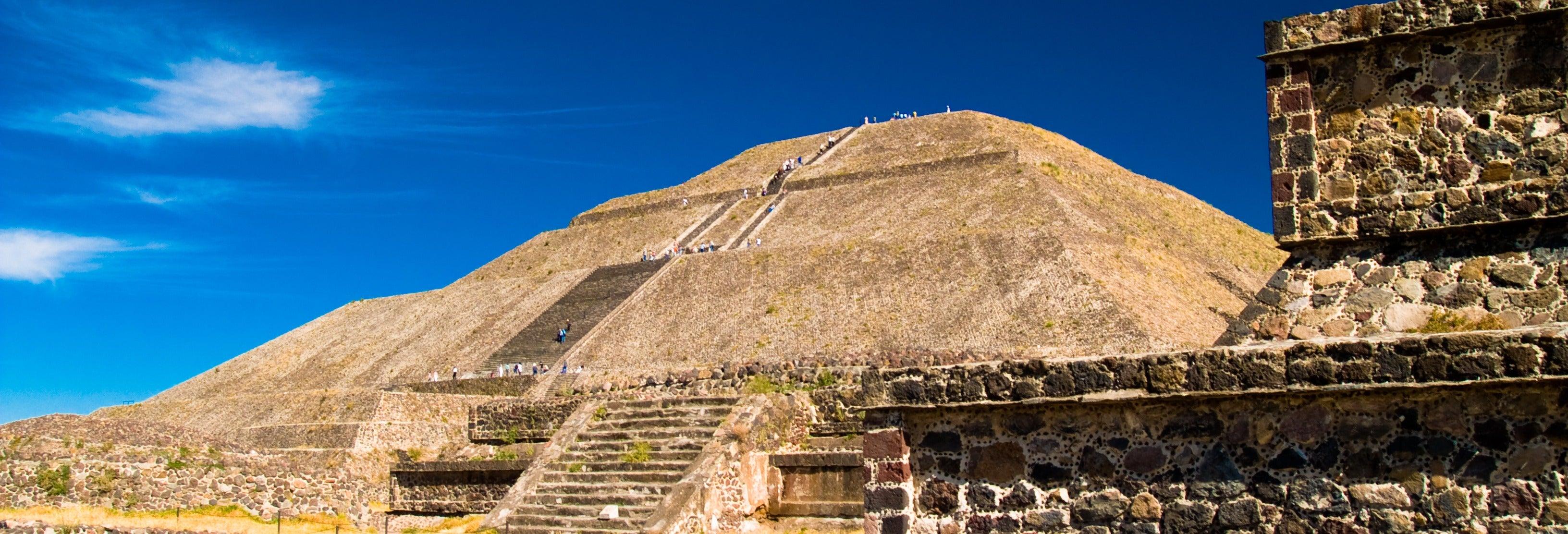 Teotihuacán, Basílica de Guadalupe y Tlatelolco