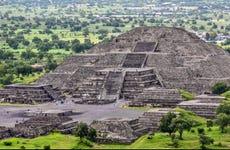 Excursión en bicicleta por Teotihuacán