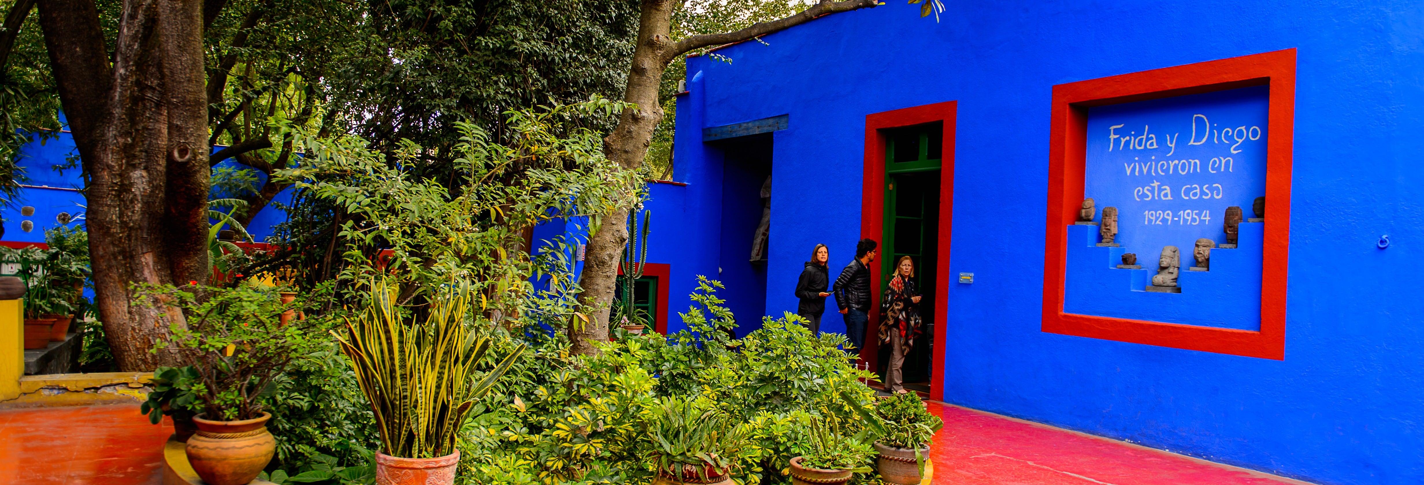 Frida Kahlo Free Tour of Coyoacán