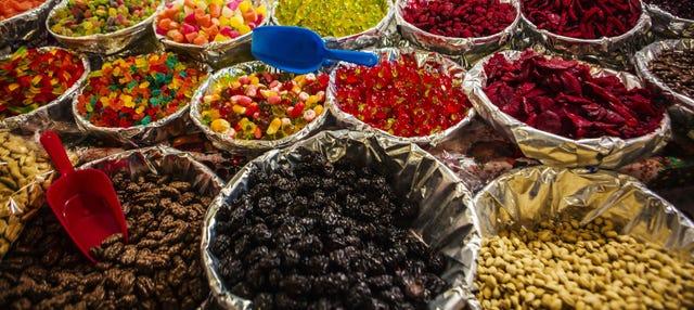 Tour gastronômico pela Cidade do México