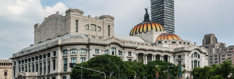 Tour privado por Ciudad de México ¡Tú eliges!