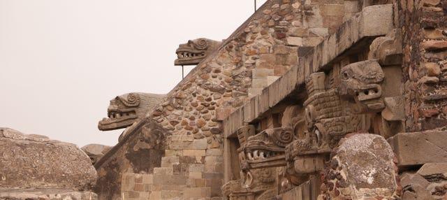 Tour privado por Teotihuacán. Você escolhe!