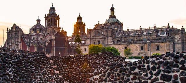 Visita guiada pela Cidade do México
