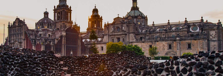 Visita guidata di Città del Messico