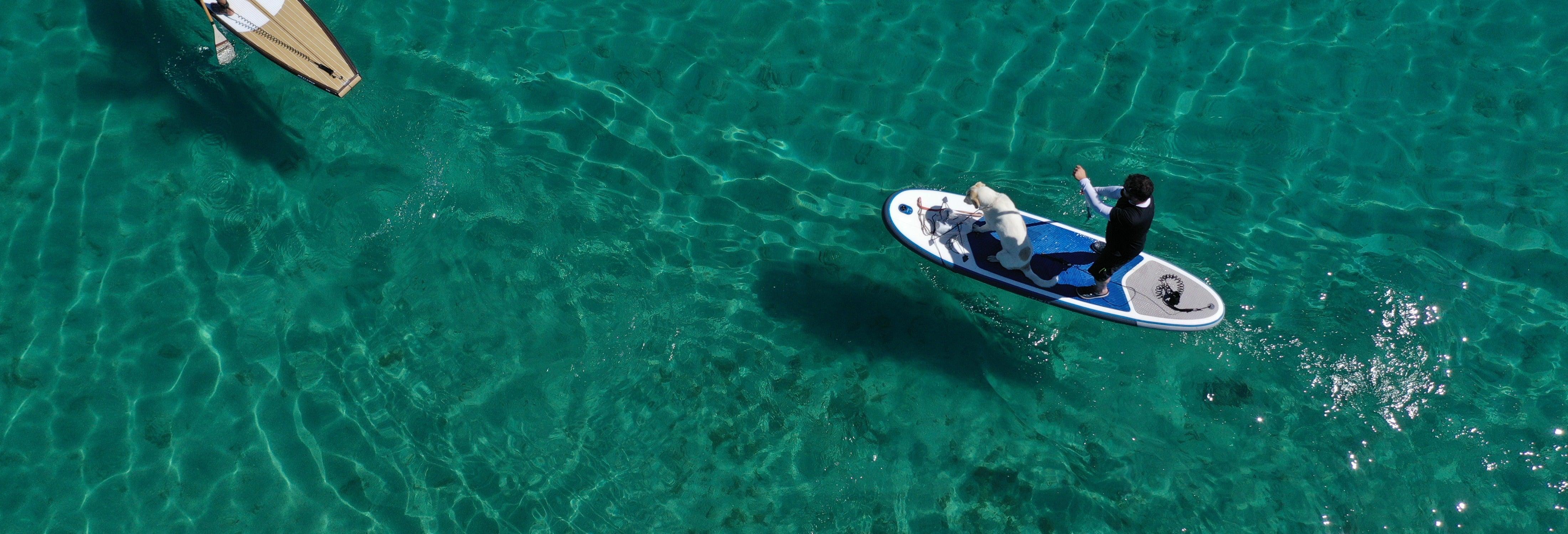 Tour en paddle surf por la Huasteca Potosina