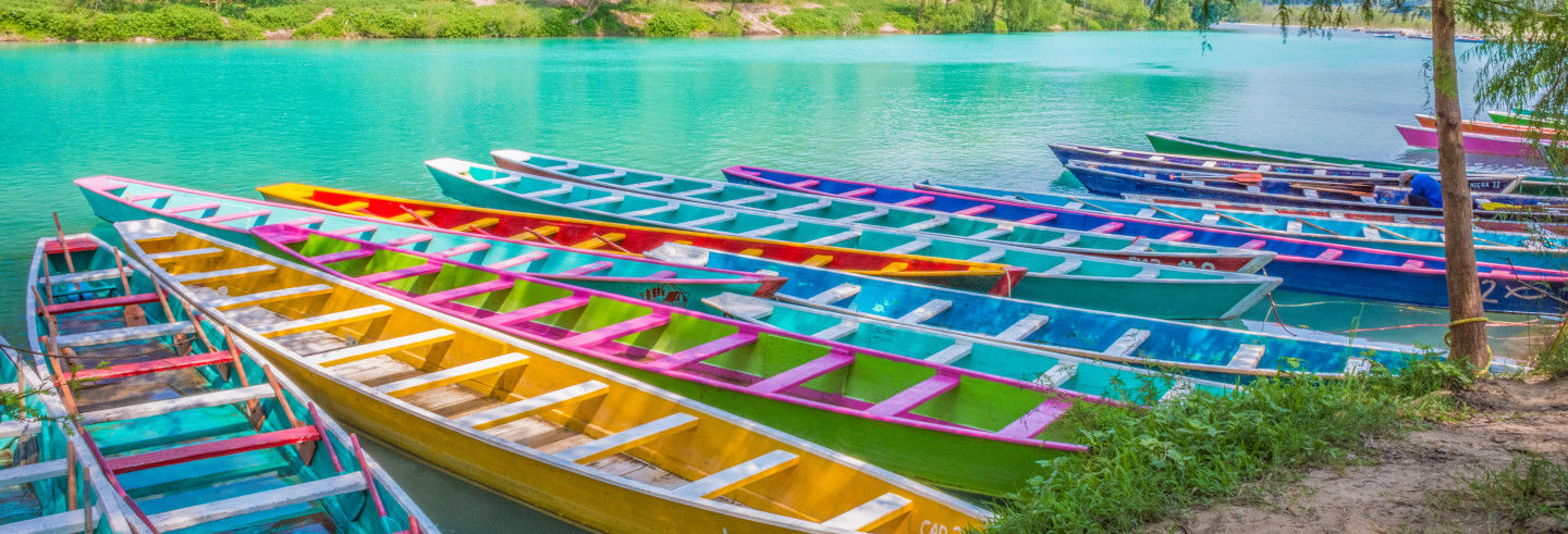 Paseo en canoa a la Cascada de Tamul