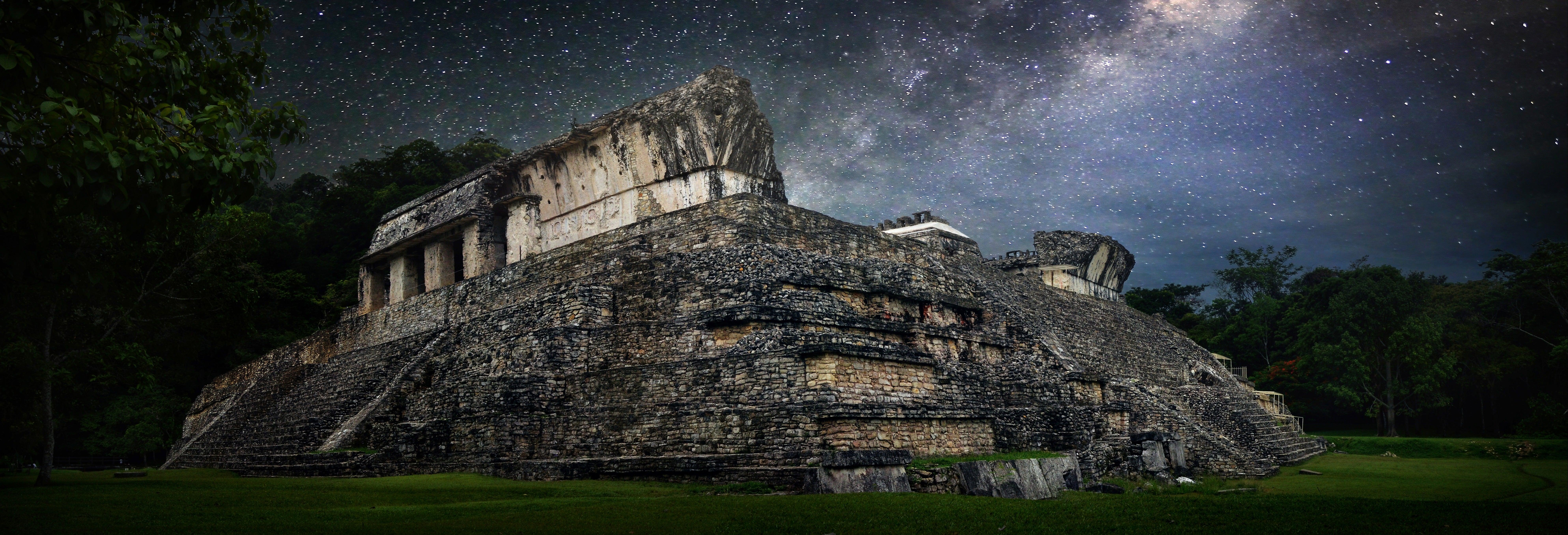 Excursión a Agua Azul, Misol-Ha y Palenque