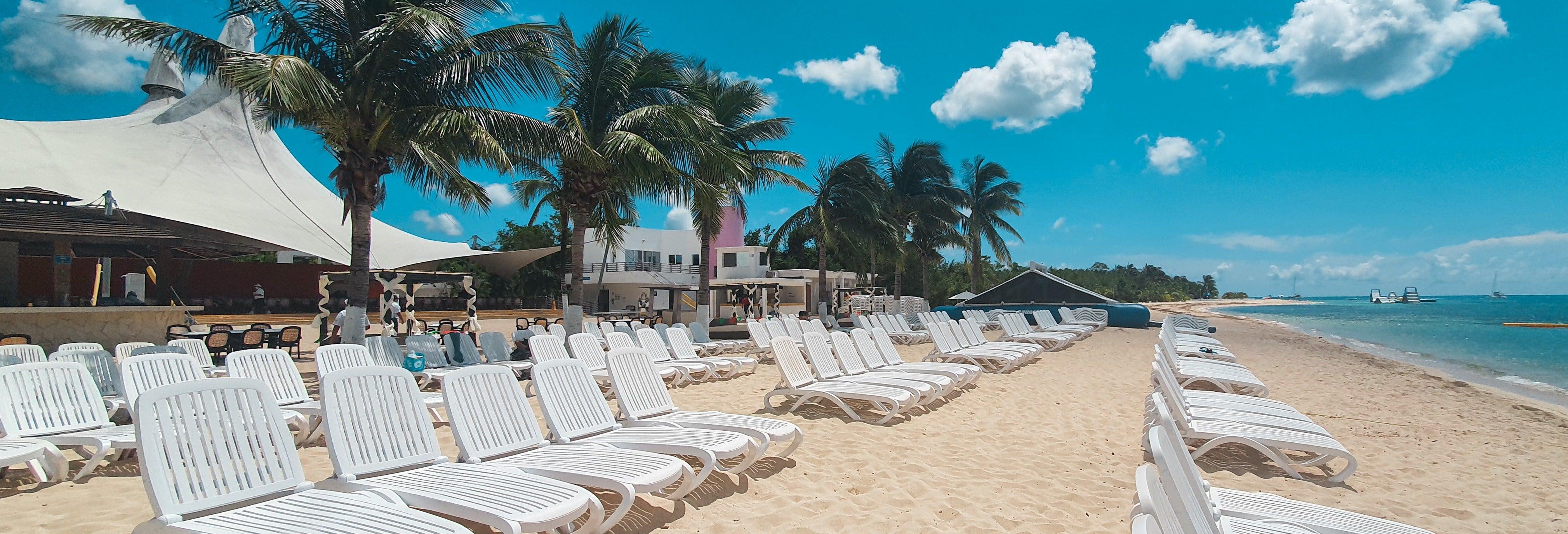 Cozumel Beach Club Day Pass