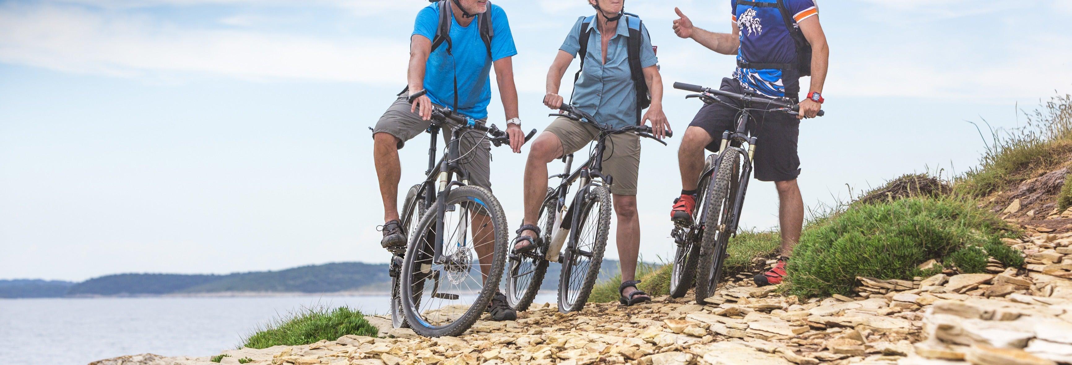 Excursión en bicicleta eléctrica por Cozumel
