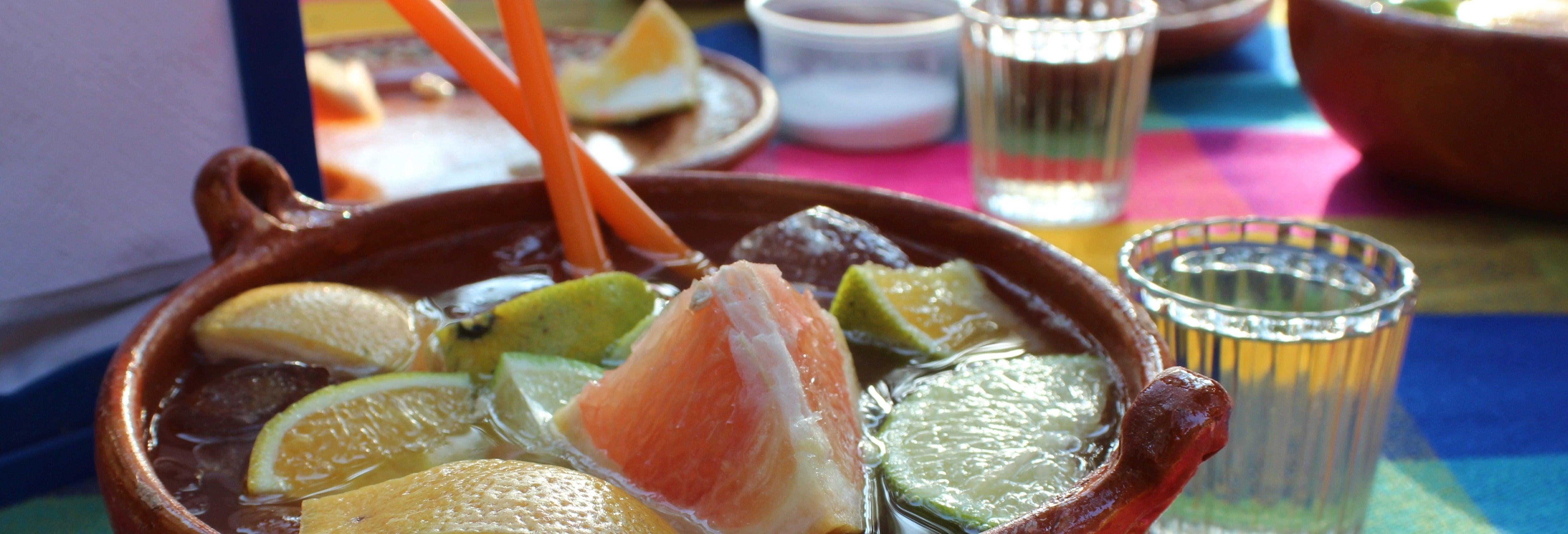 Tour pelas cantinas e bares de Guadalajara