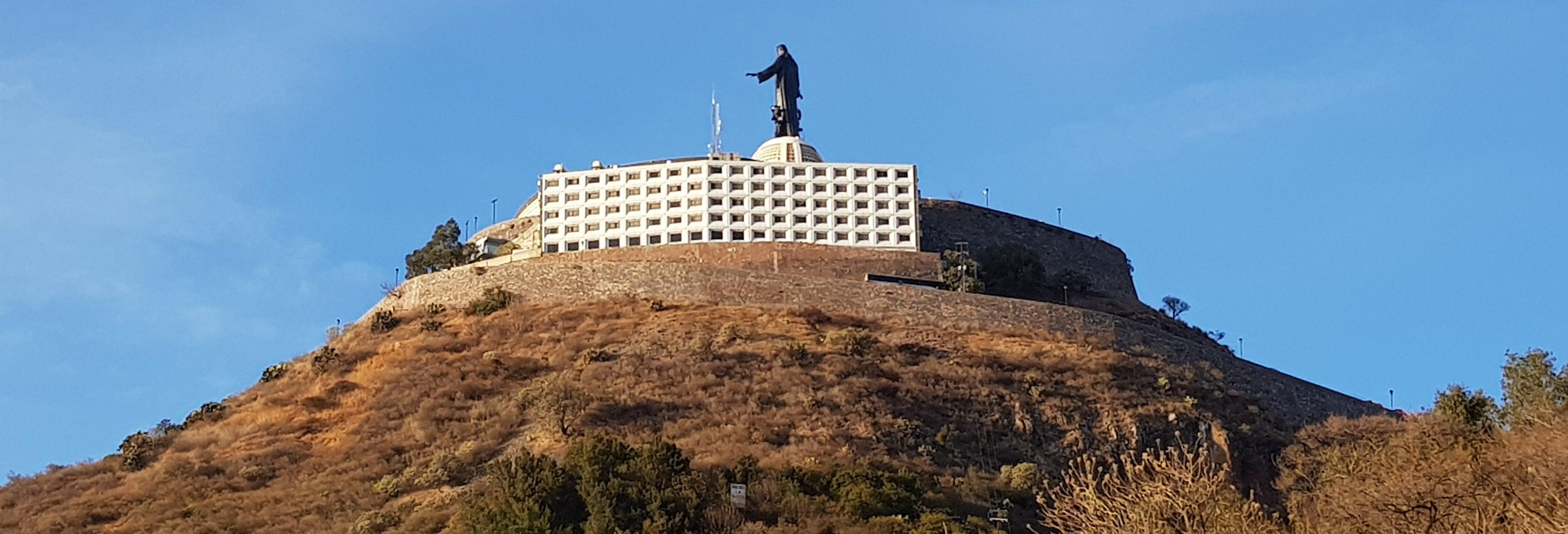 Excursión al cerro del Cubilete y monumento a Cristo Rey desde Guanajuato