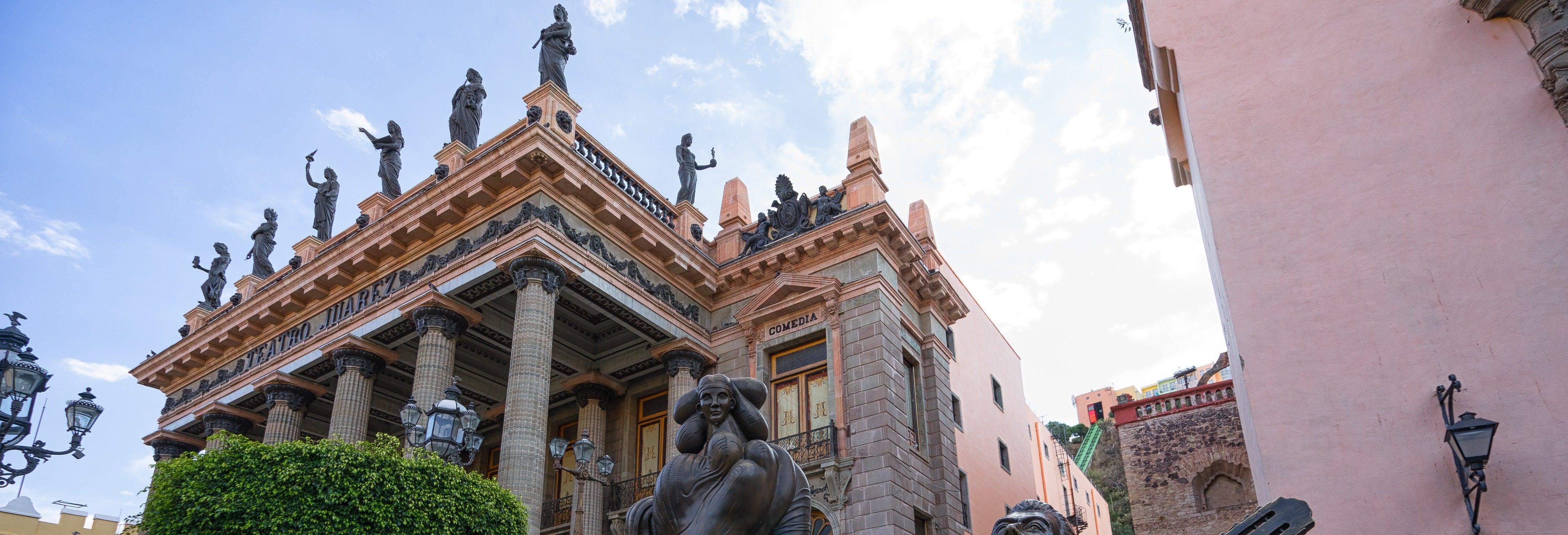 Tour por Guanajuato + Museo de las Momias desde Guanajuato