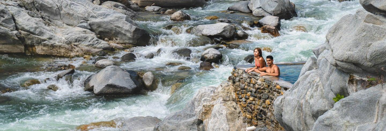 Excursión a las Aguas Termales de Nizandú desde Huatulco