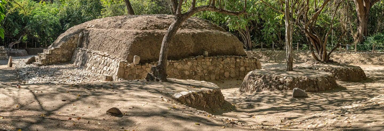 Excursión al Parque Eco-Arqueológico Copalita desde Huatulco