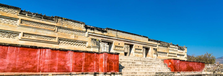 Excursión de 2 días por Oaxaca desde Huatulco