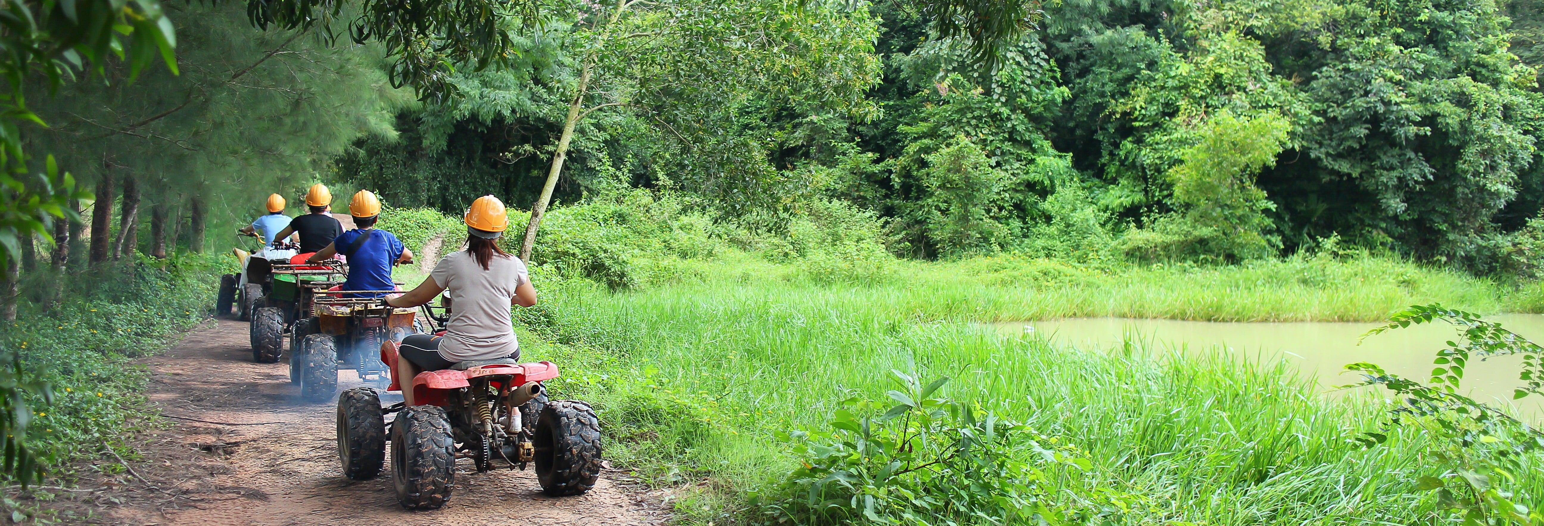 ATV Tour of Huatulco