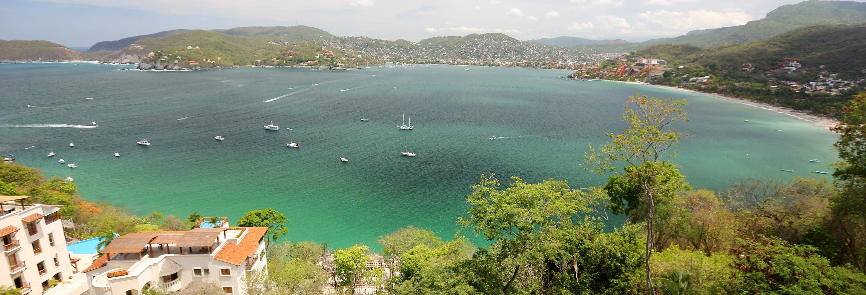 Visita guiada por Ixtapa Zihuatanejo