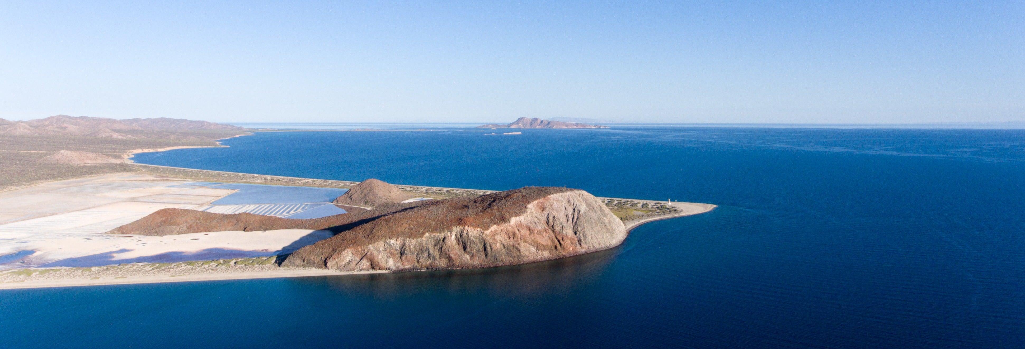 Excursión en crucero de 4 días por el mar de Cortés desde La Paz