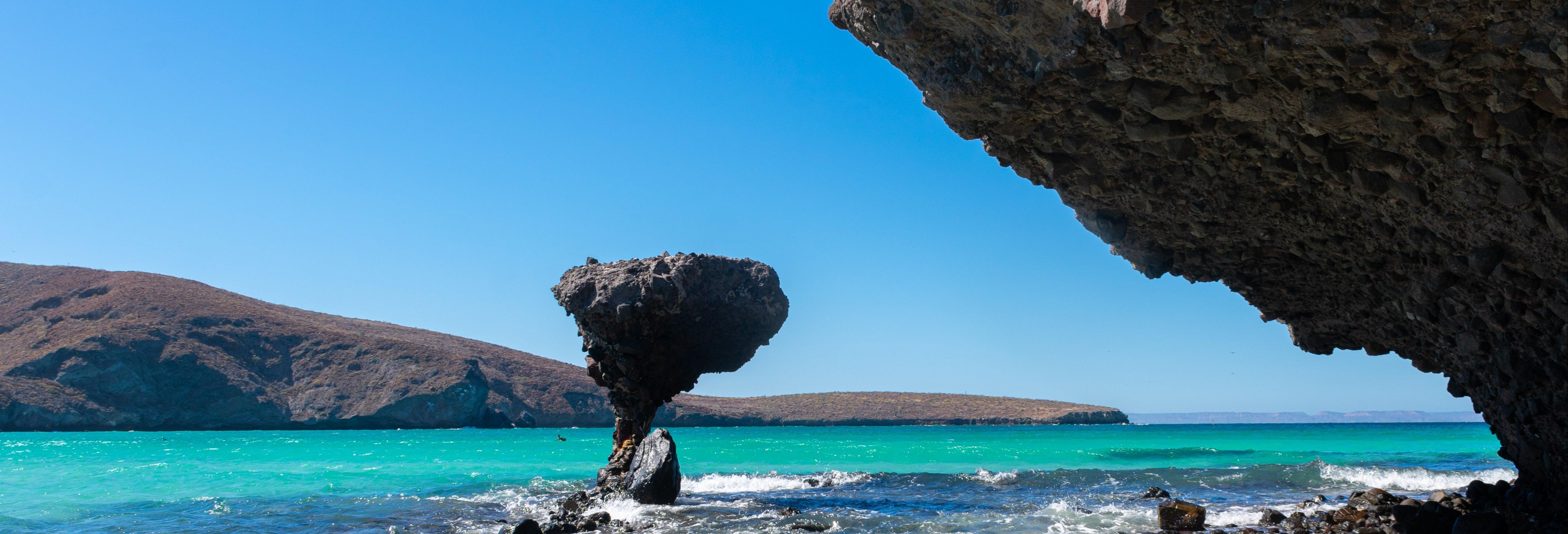 Excursión por La Paz y playa Balandra desde La Paz