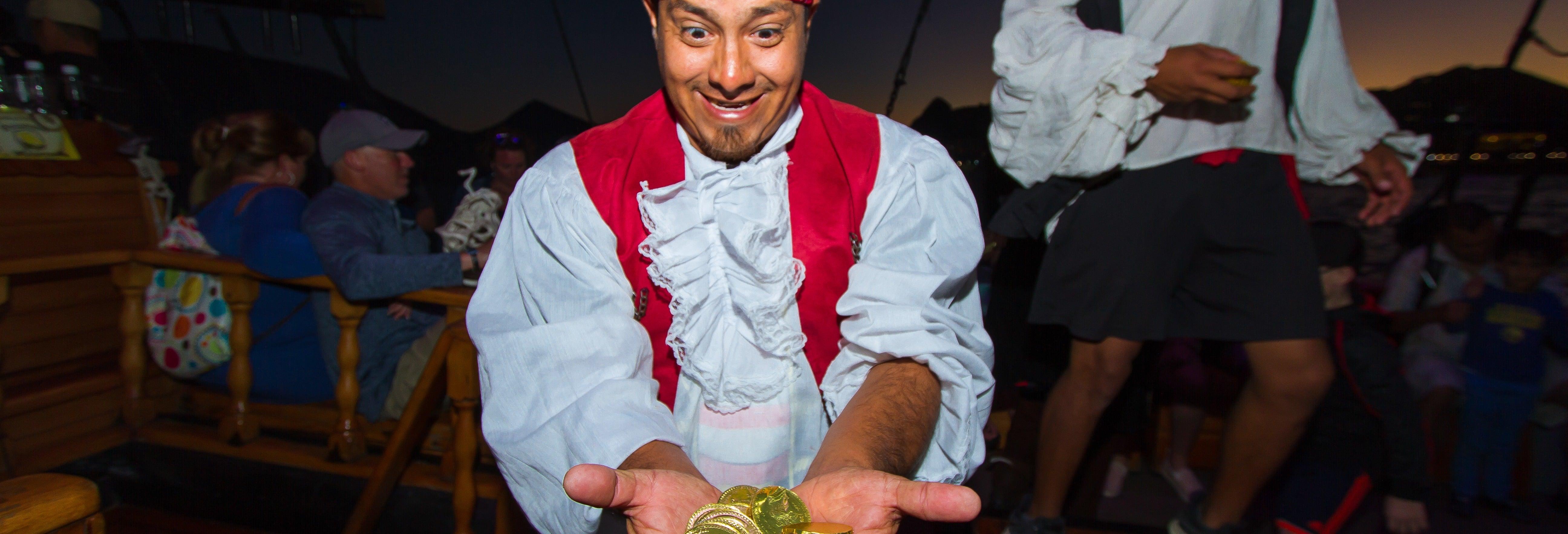 Balade en bateau pirate à Los Cabos