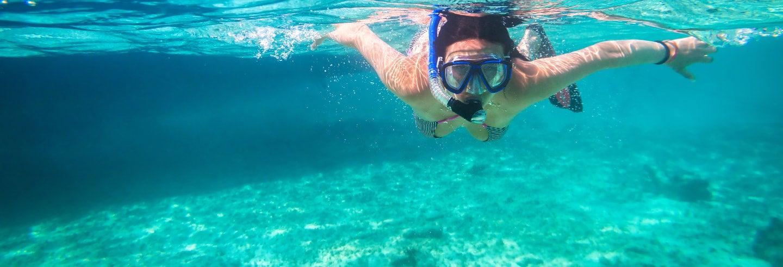 Snorkel em Los Cabos