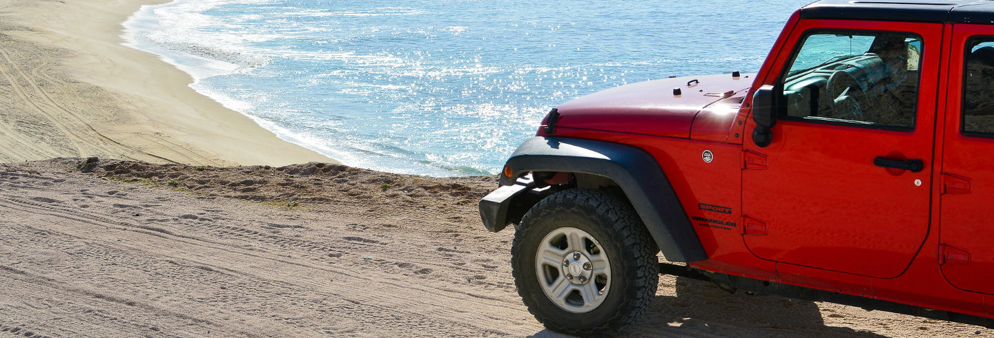 Tour di Los Cabos in jeep