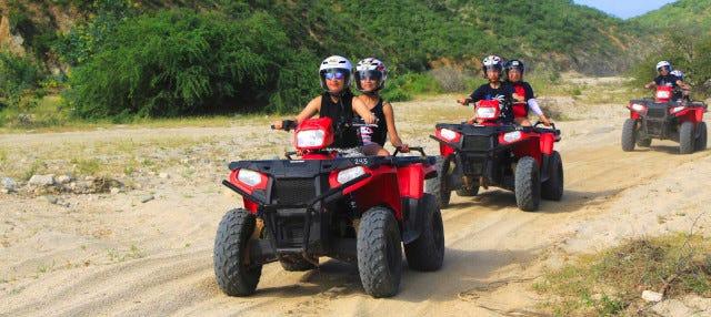 Tour de quadriciclo por Los Cabos