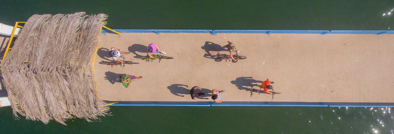Tour de bicicleta pela Isla de la Piedra