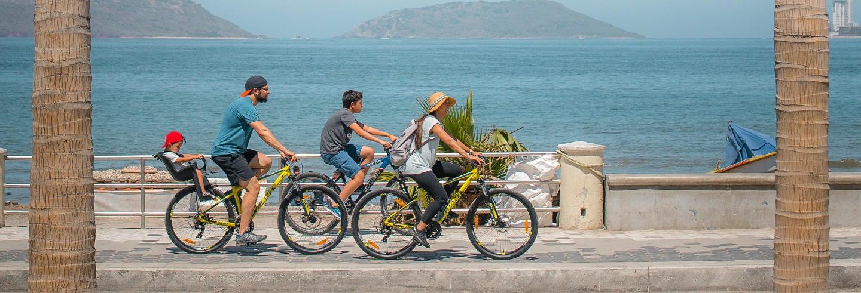 Tour de bicicleta por Mazatlán
